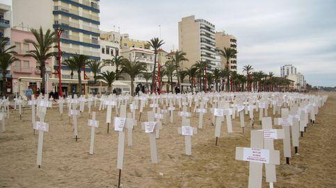 Hallan enterrado y con signos de violencia el cadáver de la joven desaparecida en Vinaroz
