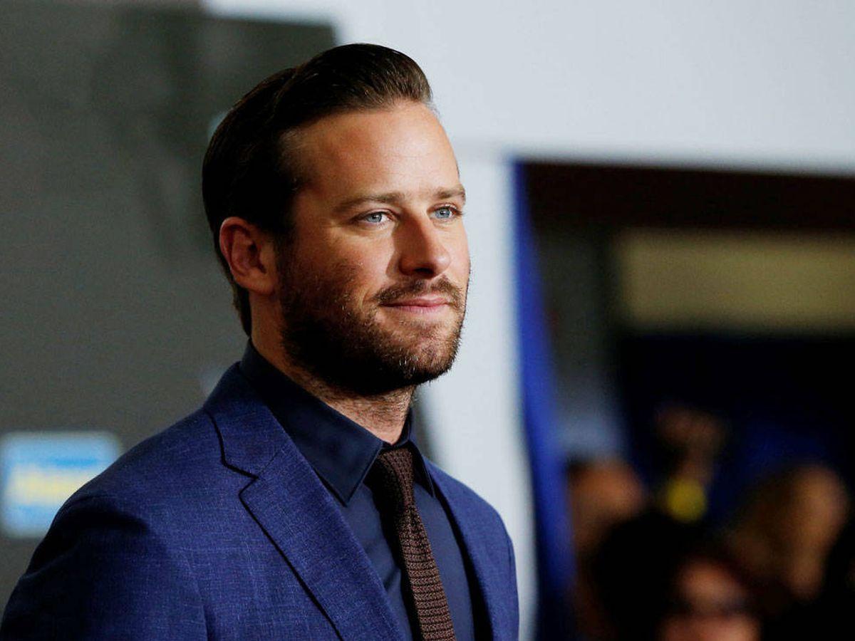 Instagram: Armie Hammer, de guapo aspirante a 'rey de Hollywood' a  depravado y supuesto caníbal