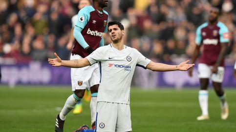 Pierde el Chelsea, Morata dice adiós a la Premier League