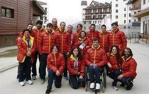 España aspira en los Paralímpicos a lavar su imagen en la nieve de Sochi