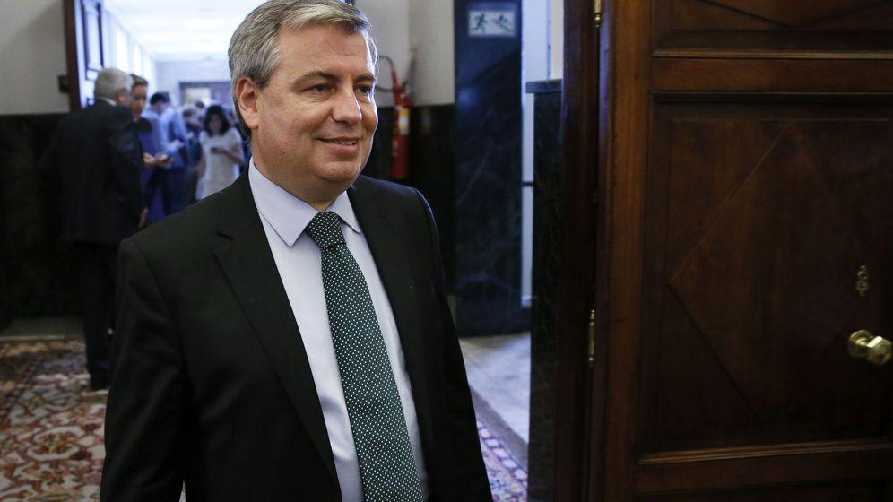 Foto: El diputado del PdeCat, Jordi Xuclá. (EFE)