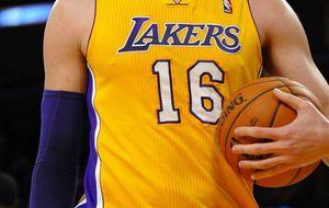 Los Lakers retoman la senda del triunfo gracias a Pau Gasol y Henry