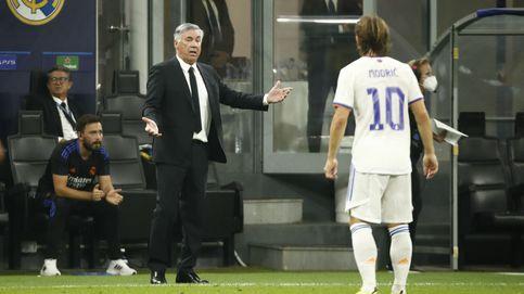 Ancelotti brilla donde Zidane suspendía: es un ganador de partidos desde el banquillo