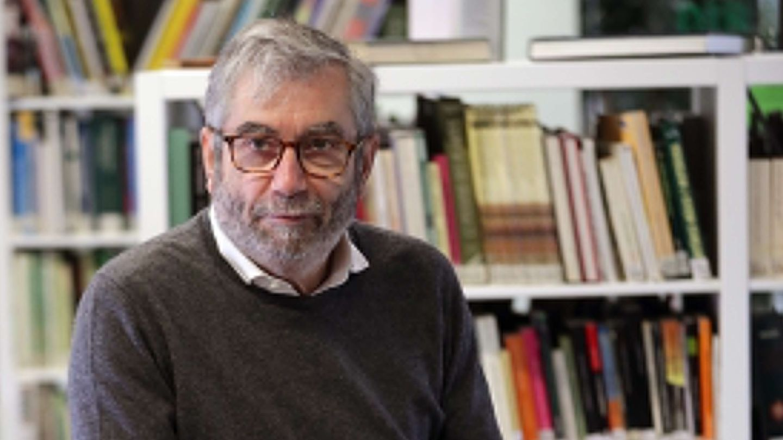 El escritor Antonio Muñoz Molina. (EFE)