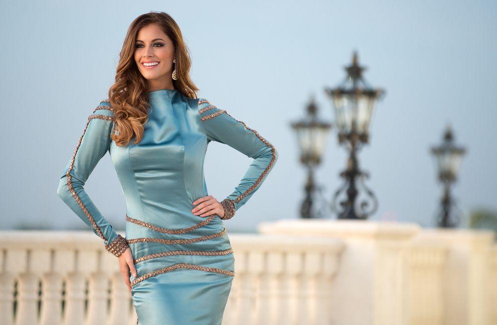 Desirée Cordero, a un paso de ser Miss Universo: Ya me siento como una reina