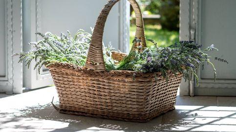Decorar con cestas es posible sin son tan bonitas como las de Zara Home
