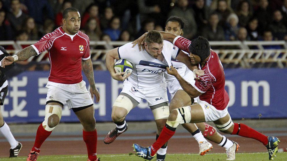 Anoeta, la 'catedral' del rugby en España: ¿y por qué no?