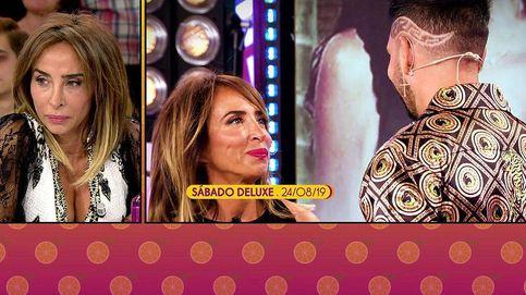 'Sálvame' insinúa que Omar Montes se ha obsesionado con María Patiño