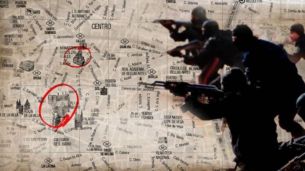 La campaña de terror del ISIS que amenaza a España: coches suicidas llenos de explosivos