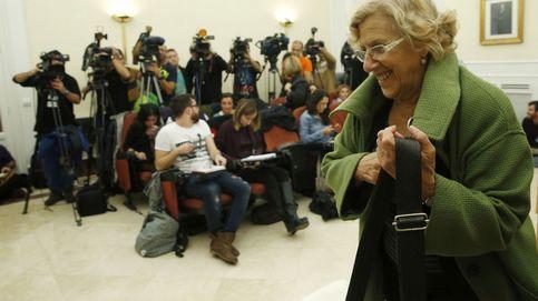 Carmena busca empresa por 382.000 euros al año para captar inversión extranjera