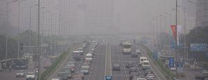 Olimpismo en la ciudad más contaminada del mundo