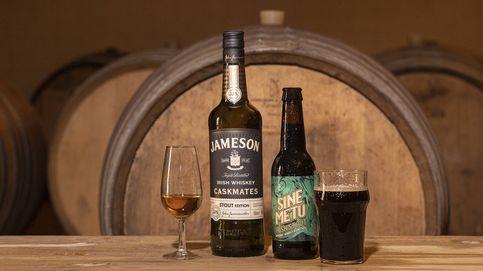 Jameson y La Quince presentan Sine Metu, una cerveza artesanal con madera de Whiskey
