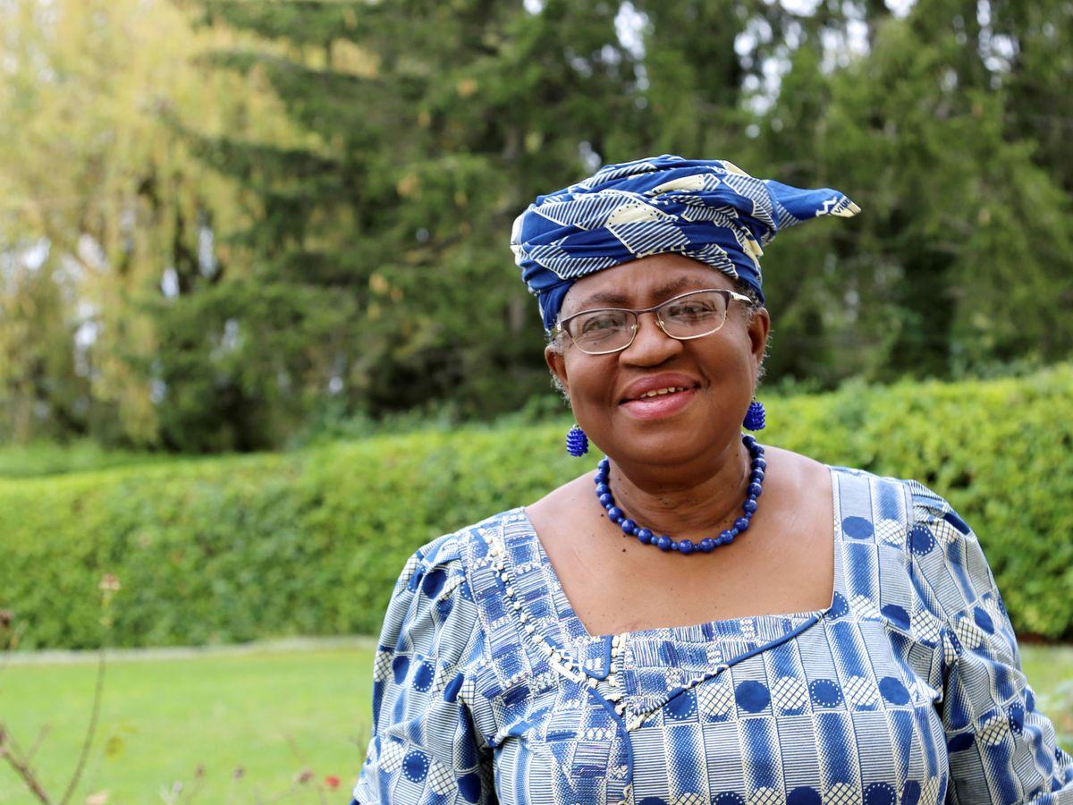 Foto: Ngozi Okonjo-Iweala, futura directora general de la OMC. (Reuters)