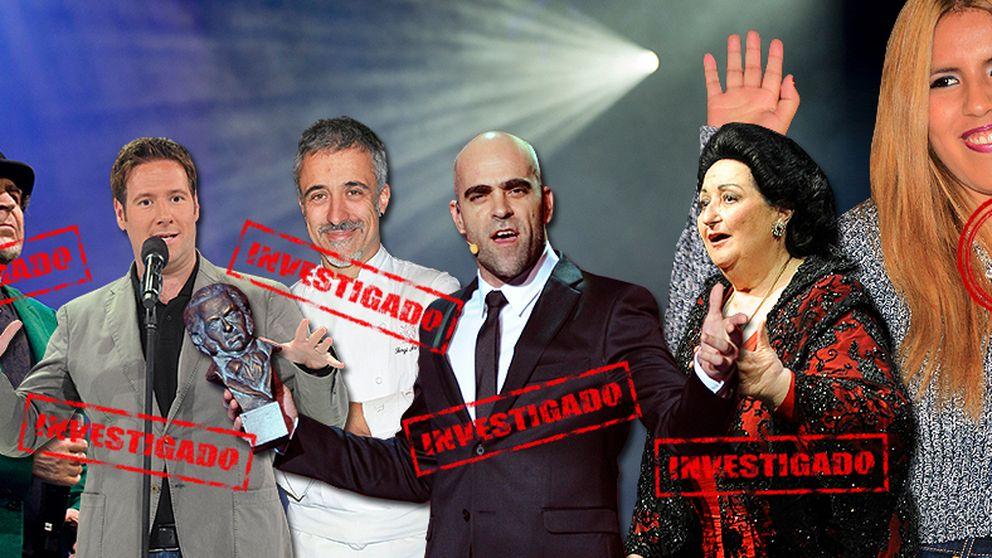 Hacienda acorrala a los famosos, ¿también a Chabelita Pantoja?