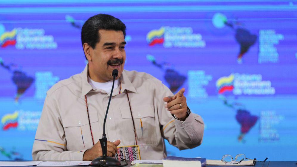 Foto: El presidente de Venezuela, Nicolás Maduro. (EFE)