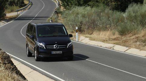 Mercedes Clase V, el gran monovolumen fabricado en Vitoria