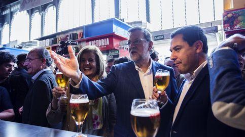 Ambiente taurino o de cañas por Lavapiés: los bares de los políticos