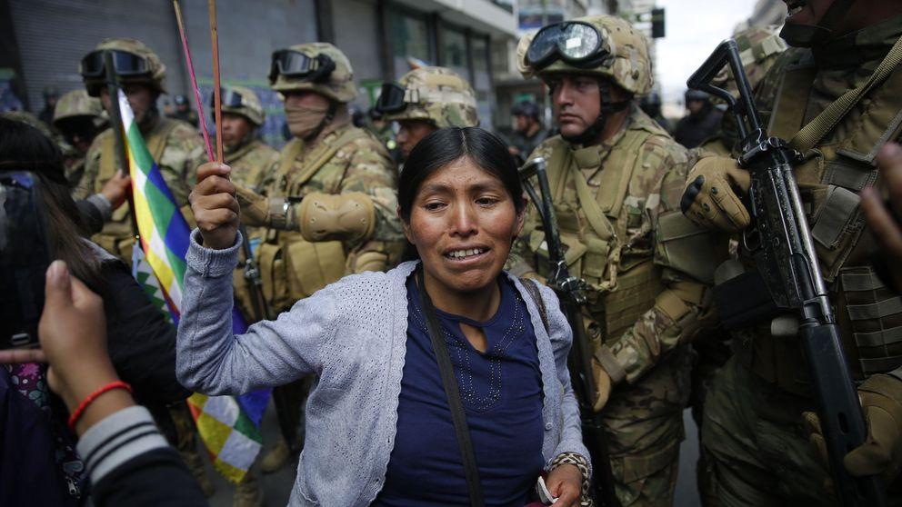 Bolivia exime penalmente a policías y militares cuando actúen en legítima defensa
