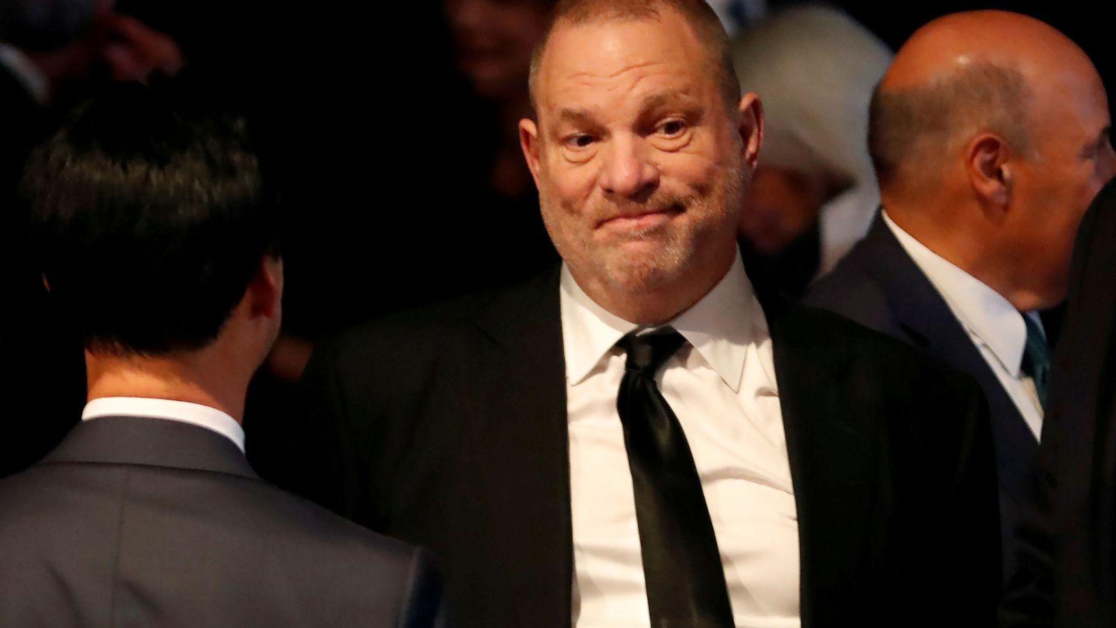 Foto: Weinstein en una imagen de archivo.