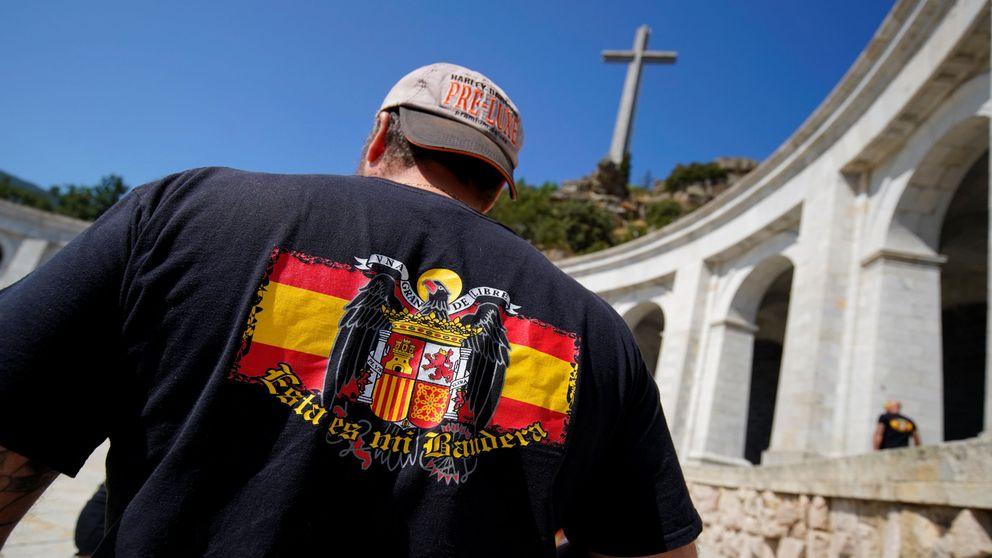 La Fundación Franco avisa al Gobierno de que la exhumación puede ser delito