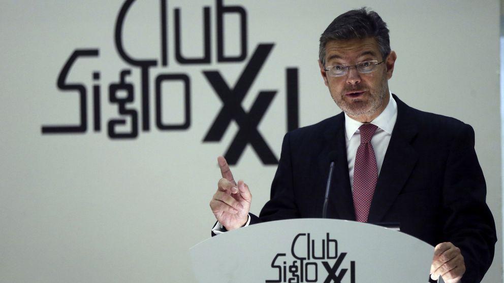 La petición fiscal a Pujol demuestra que la Justicia funciona, según Catalá