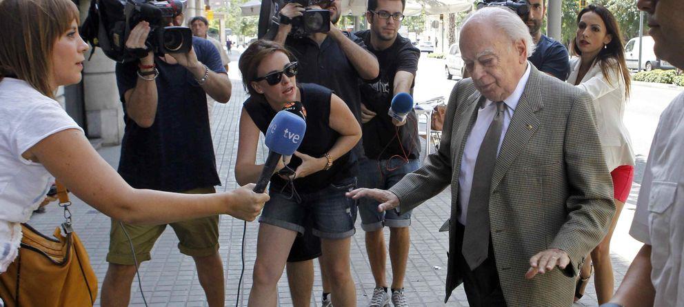"""Pujol logró """"la cesión del 15% de la sociedad explotadora de Casinos"""" de Cataluña"""