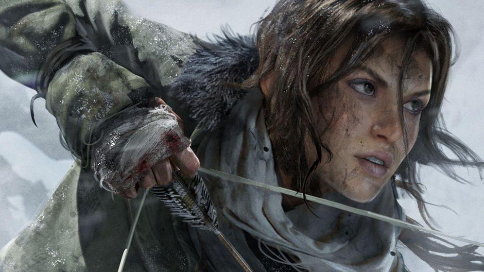 Foto: Imagen de 'Rise of the Tomb Raider, el nuevo videojuego con Lara Croft que se estrena hoy