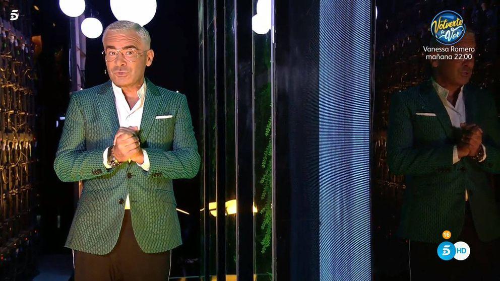 Jorge Javier Vázquez vuelve a 'SV 2019' dando las gracias por no dejarlo solo