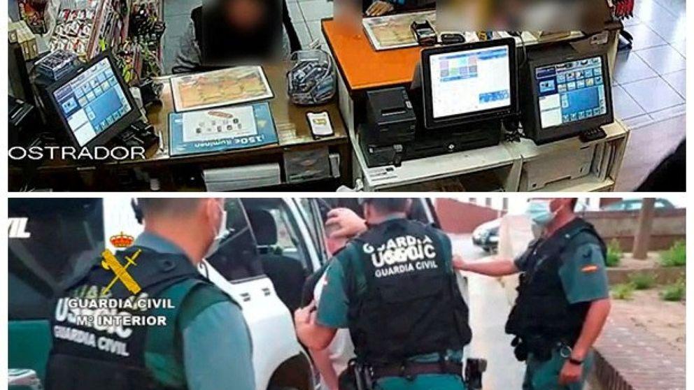 Desarticulan una peligrosa banda de atracadores en Granada