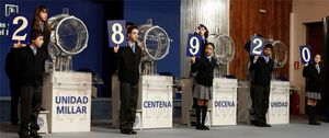 Loterías ya ha consignado una media de 20,37 euros por español para el sorteo de 'El Niño'
