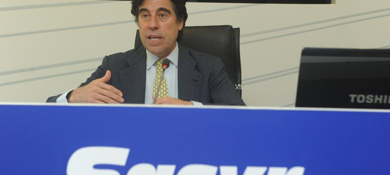 Foto: Manuel Manrique, presidente de Sacyr. (Archivo)