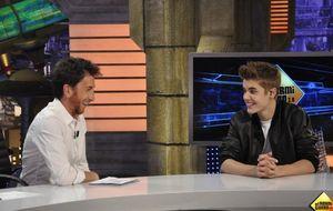 Justin Bieber desata la histeria en 'El Hormiguero'