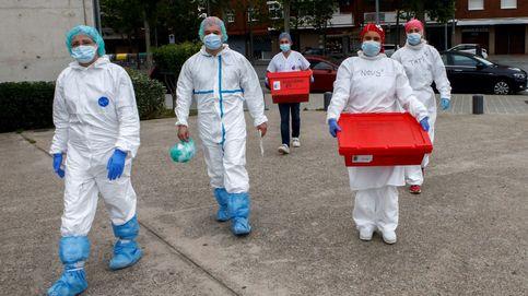 La OMS retrata a España al pedir que el covid en sanitarios sea una enfermedad profesional