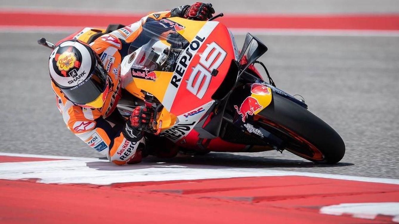 La cuestión de imagen en la moto de Jorge Lorenzo después de tocar fondo