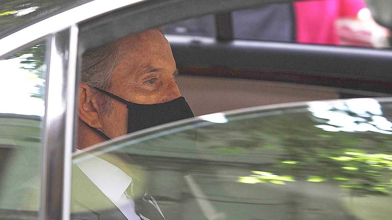 Alfonso Diez, entrando en Liria. (Limited Pictures)