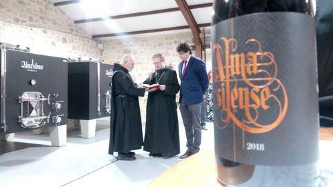 La majestuosidad de los vinos sin DO rimbombante, como Alma Silense de Silos
