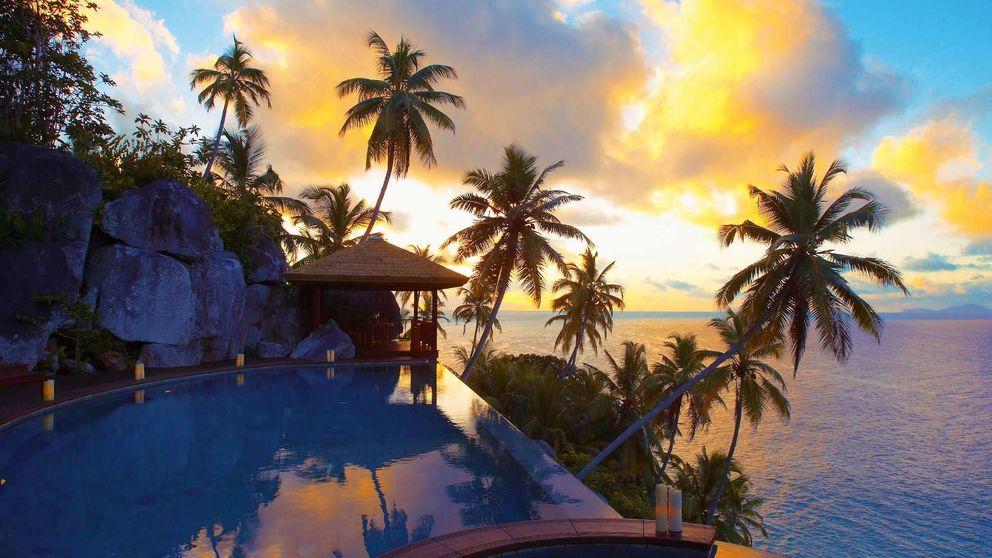 Así es Fregate Island, donde María Colonques ha pasado la luna de miel