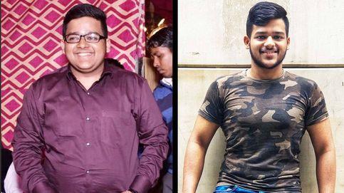 Pierde 30 kilos tras un comentario: Decían que tenía el pecho más grande que las chicas