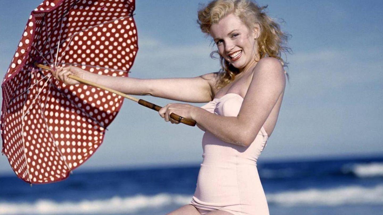 Marilyn Monroe en una imagen de archivo. (Gtres)