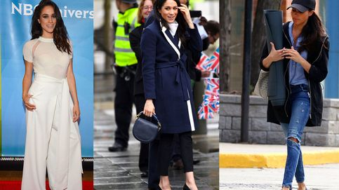 Meghan Markle: los mensajes tras sus mejores looks con pantalones