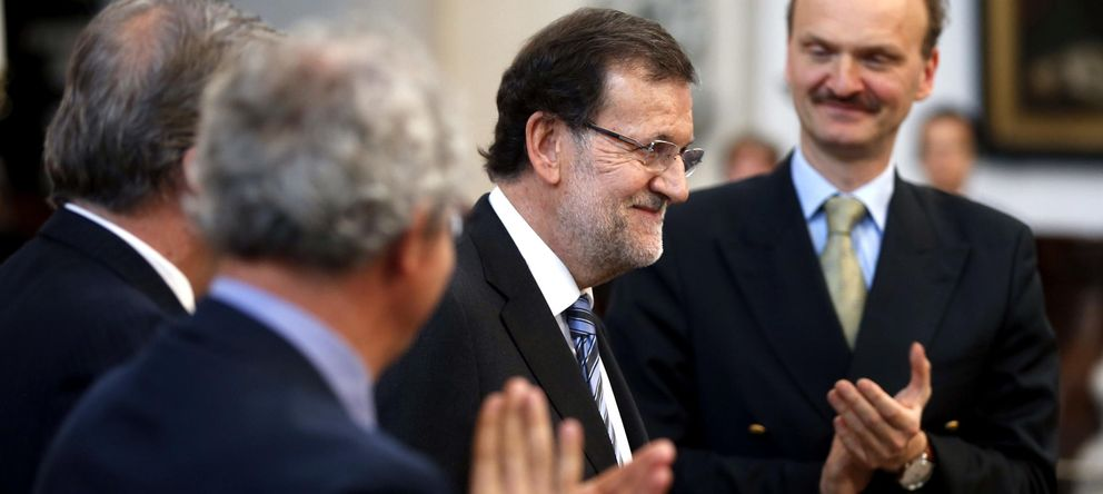 Foto: El jefe del Ejecutivo, Mariano Rajoy. (EFE)