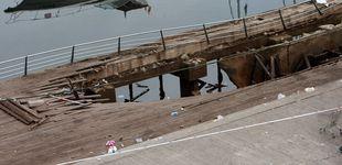 Post de El puerto de Vigo: la inspección correspondía a Ayuntamiento y festival