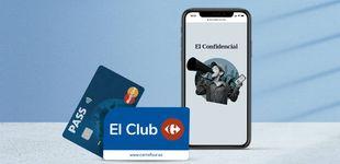 Post de Ahorra el 15% de tu suscripción a El Confidencial con el Club Carrefour