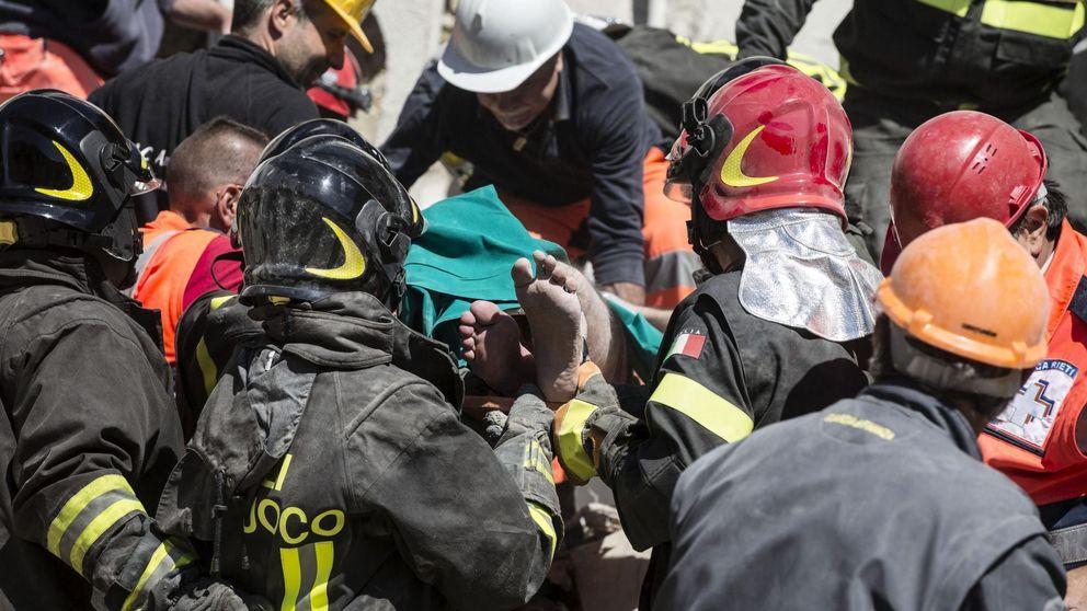 Todos los vídeos del terremoto en Italia