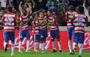 El Granada frena el buen arranque del Athletic de Ernesto Valverde