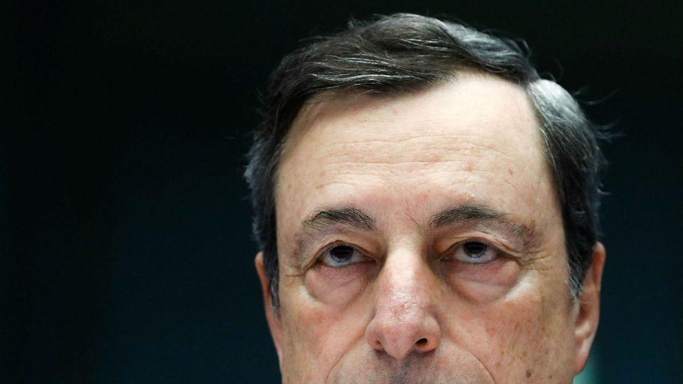 Draghi garantiza que Alemania no manipula el euro, frente a las acusaciones de Trump