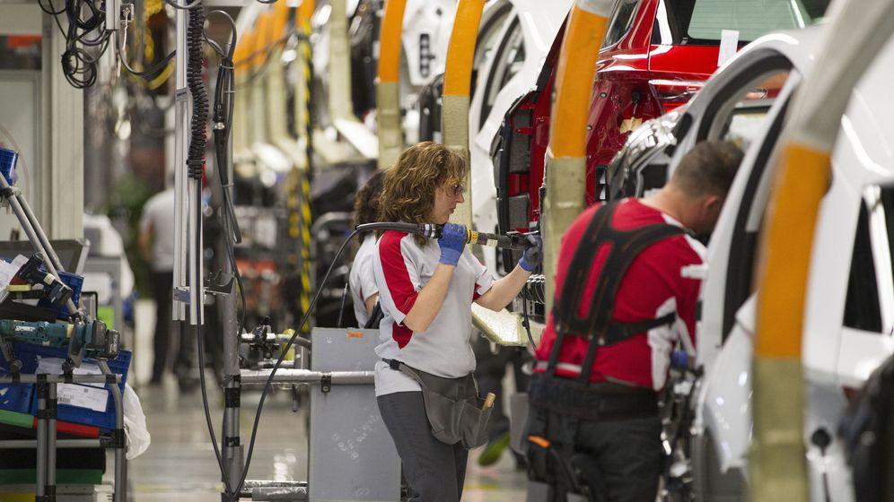 Foto: ¿Ganaron las empresas un 43% más en 2018? (EFE)