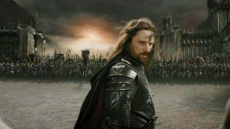 'El retorno del Rey' (New Line Cinema)