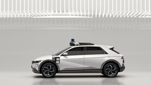 Hyundai presenta un 'robotaxi' autónomo basado en el Ioniq 5 que operará en 2023