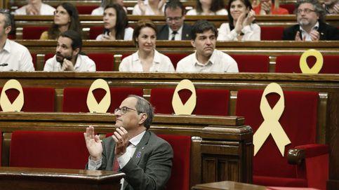 La CUP hace visible la debilidad de Torra con la vista en elecciones a final de año